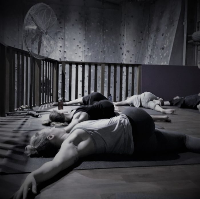 Climbers Yoga @ Hangdog Climbing Gym