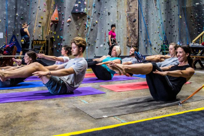 Hangfit  - Climbing Fitness @ Hangdog Climbing Gym